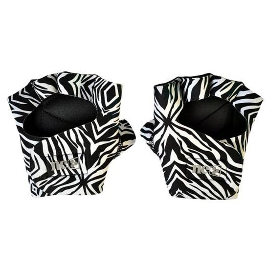 Luva Polegar Zebra