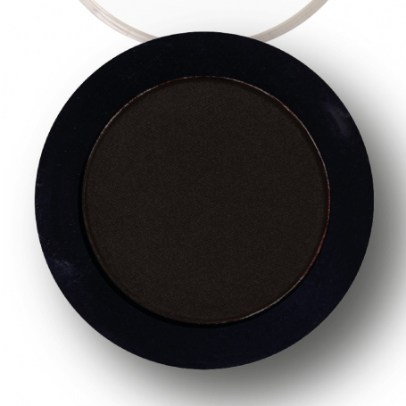 Sombra Compacta Preto Fosco
